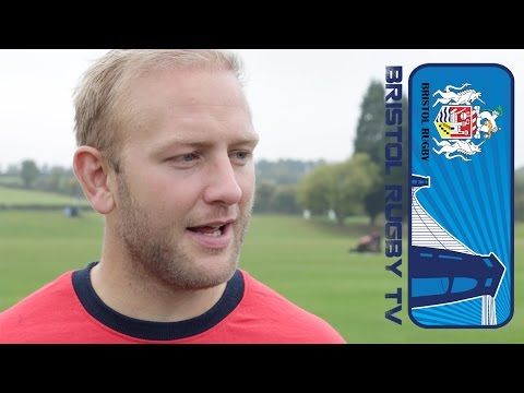 Geraghty Ready For Bristol Rugby Challenge