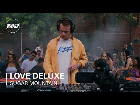 Love Deluxe Boiler Room x Sugar Mountain 2018 DJ Set