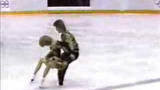 1988 Bestemianova & Bukin FD OG