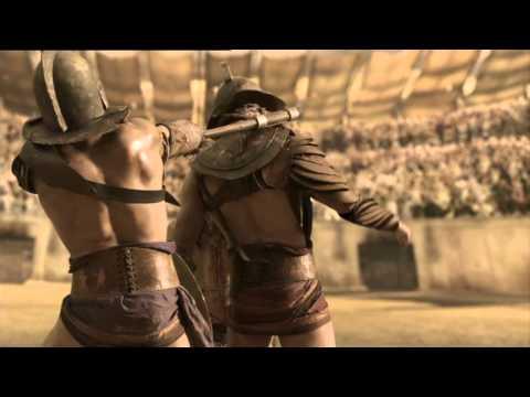 Spartacus Ep. 1 #6 - Spartacus nell