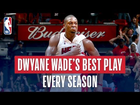 Dwyane Wade's Best Play From Every Season