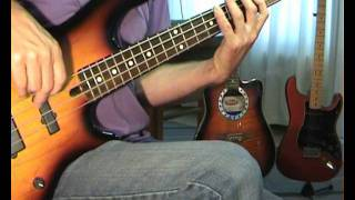 Barry White - You're The First, The Last, My Everything - Bass Cover