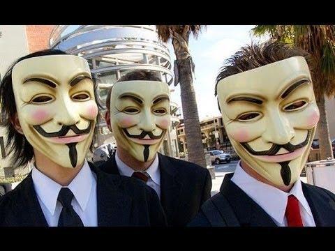 Anonymous les hackers masqués du net Documentaire HD n