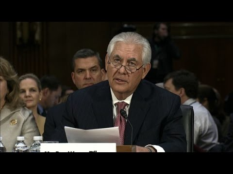 Tillerson: Russia poses a 'danger'