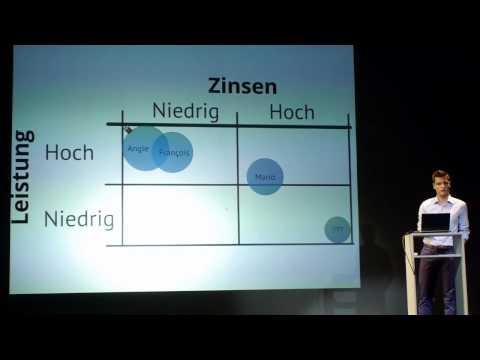 Nick Drummer erklärt die Eurobonds - ScienceSlam 2012