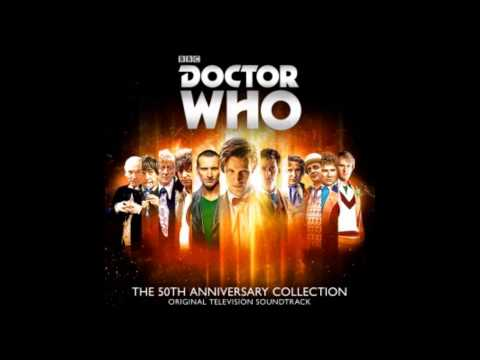 It's The End.... (From Logopolis)-Paddy Kingsland-Doctor Who 50th Anniversary Soundtrack Collection
