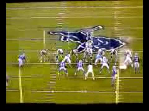 Michael Turner Touchdown Run- Breakdown