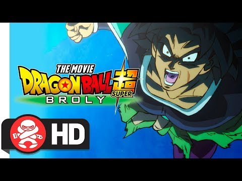 Dragon Ball Super - The Movie: Broly - Official Full online (English)