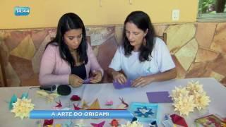 BG - A arte do Origami - 24-05-2017