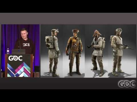 Star Wars: Battlefront and the Art of Photogrammetry