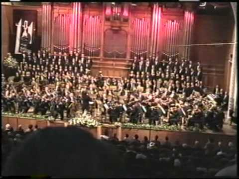 The concert dedicated to Victory Day, 60 years of the end World War II