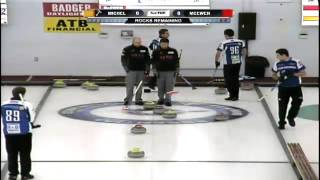 2013 Cactus Pheasant Curling Classic: Final - Mike McEwen vs Sven Michel