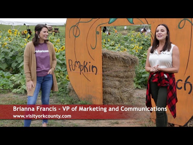 Oct Fall Farm Fun With Visit York County