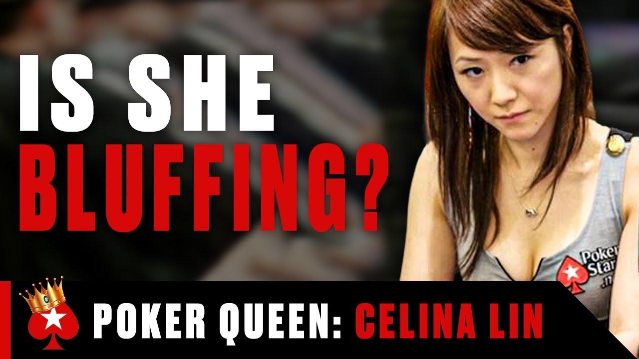 Download Celina Lin is UNREADABLE ♠️ Poker Queens ♠️  PokerStars