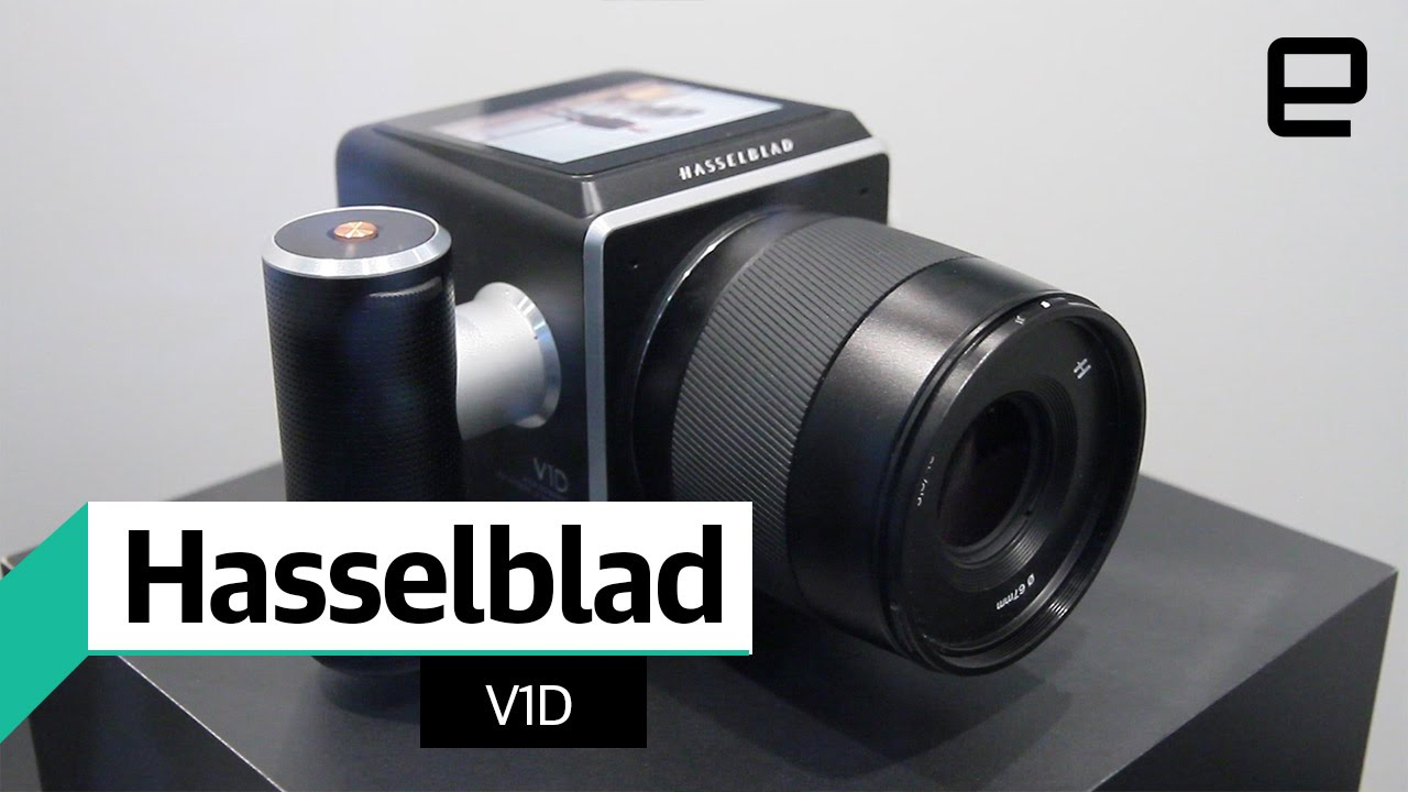 Hasselblad V1D: First Look