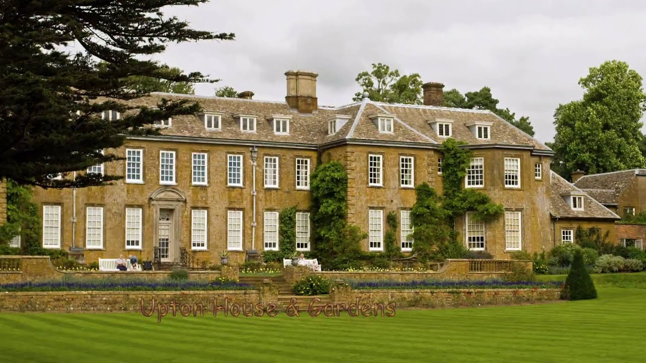 Upton House & Gardens - YouTube