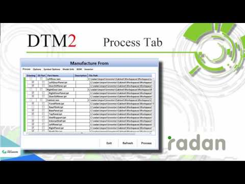 DTM2 | Radan