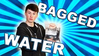 Bagged Water Commercial!