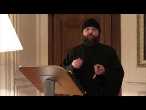 2017 FoMA Madingley Conference: Session 6: Revd Dr Nikolai Sakharov