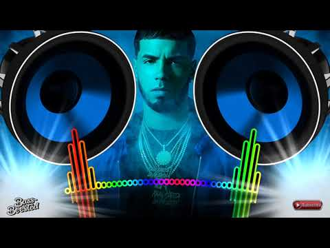 Yeezy - Anuel AA ft Ñengo Flow  BASS BOOSTED   🎧 🎧 🎧 🎧 🎧