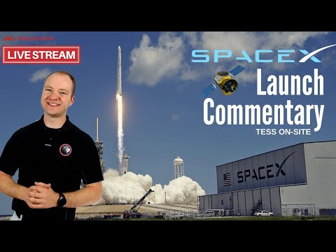 SpaceX Falcon 9 TESS Launch Live from Cape Canaveral | NASA