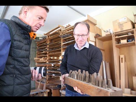 Stiftung Orgeltest (1): Besuch beim Giengener Orgelbauer Link
