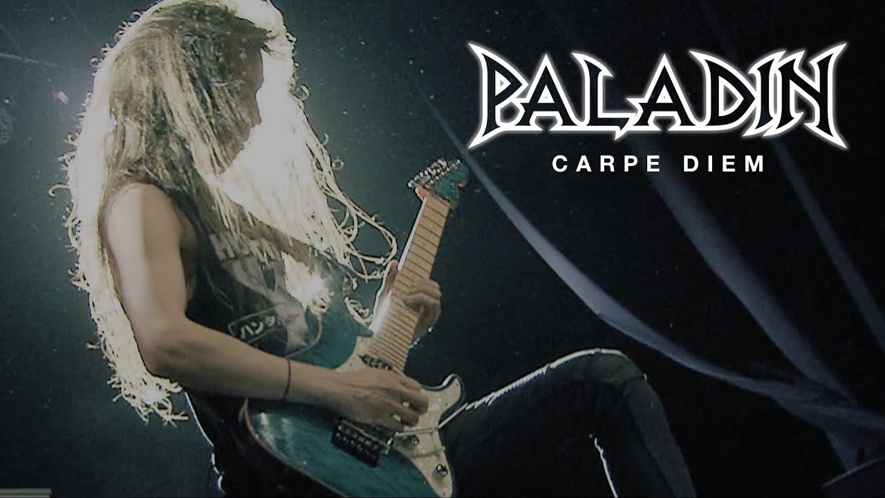 PALADIN - CARPE DIEM (OFFICIAL VIDEO)