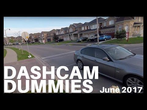 Driving In Brampton - June