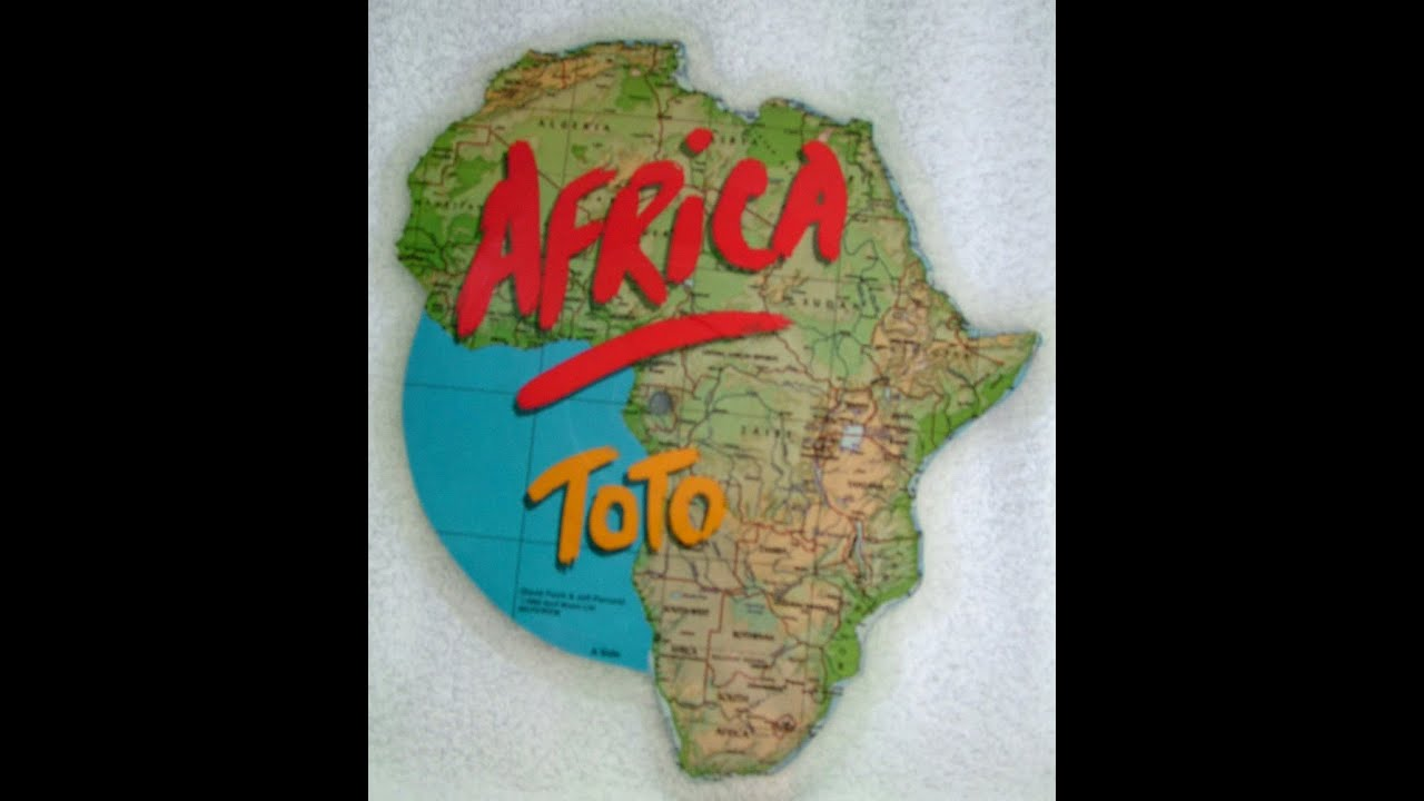 Africa, Toto with guitar chords and Lyrics (Cover) For Sale Band ...