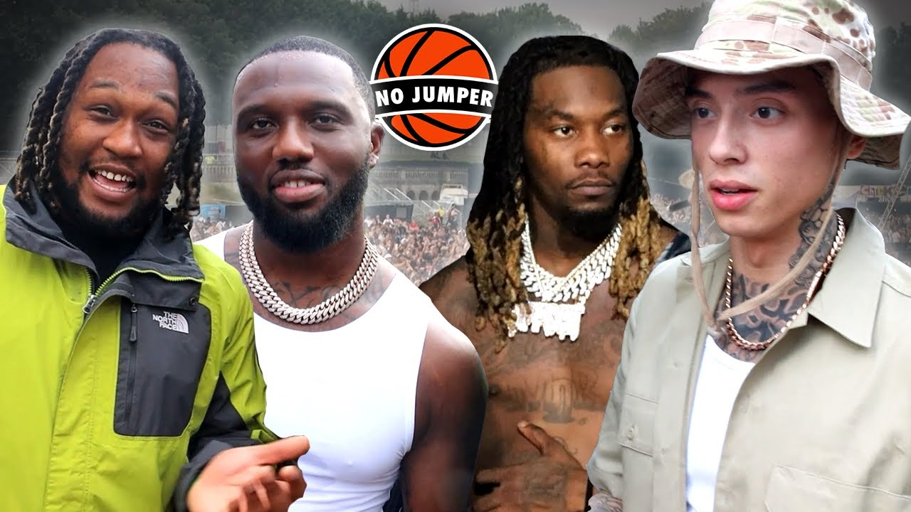 Download No Jumper UK Take Over Wireless Ft. Migos, Headie One, Central Cee, M Huncho, Nafe Smallz and more