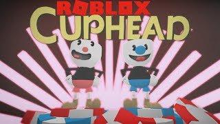 CUPHEAD NO ROBLOX - France manif