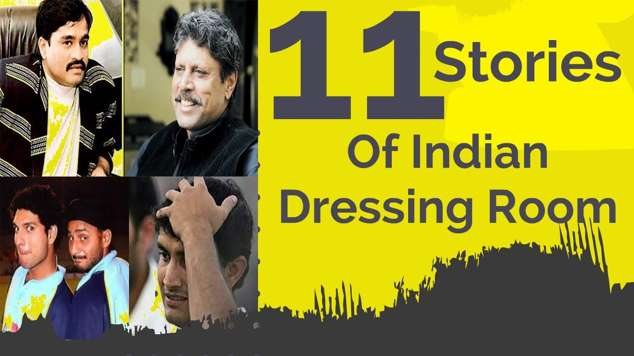 Top 11 Secret Stories Of Indian Dressing Room That Every Cricket Fan Should Know