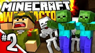 Minecraft - War Factory - 2 - Screaming Like A Girl! (Modded Survival)