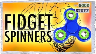 Are Fidget Spinners Good For Your Brain?