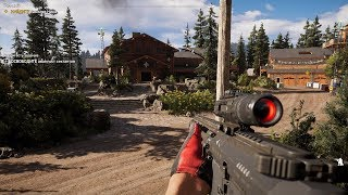 Всё оружие в Far Cry 5