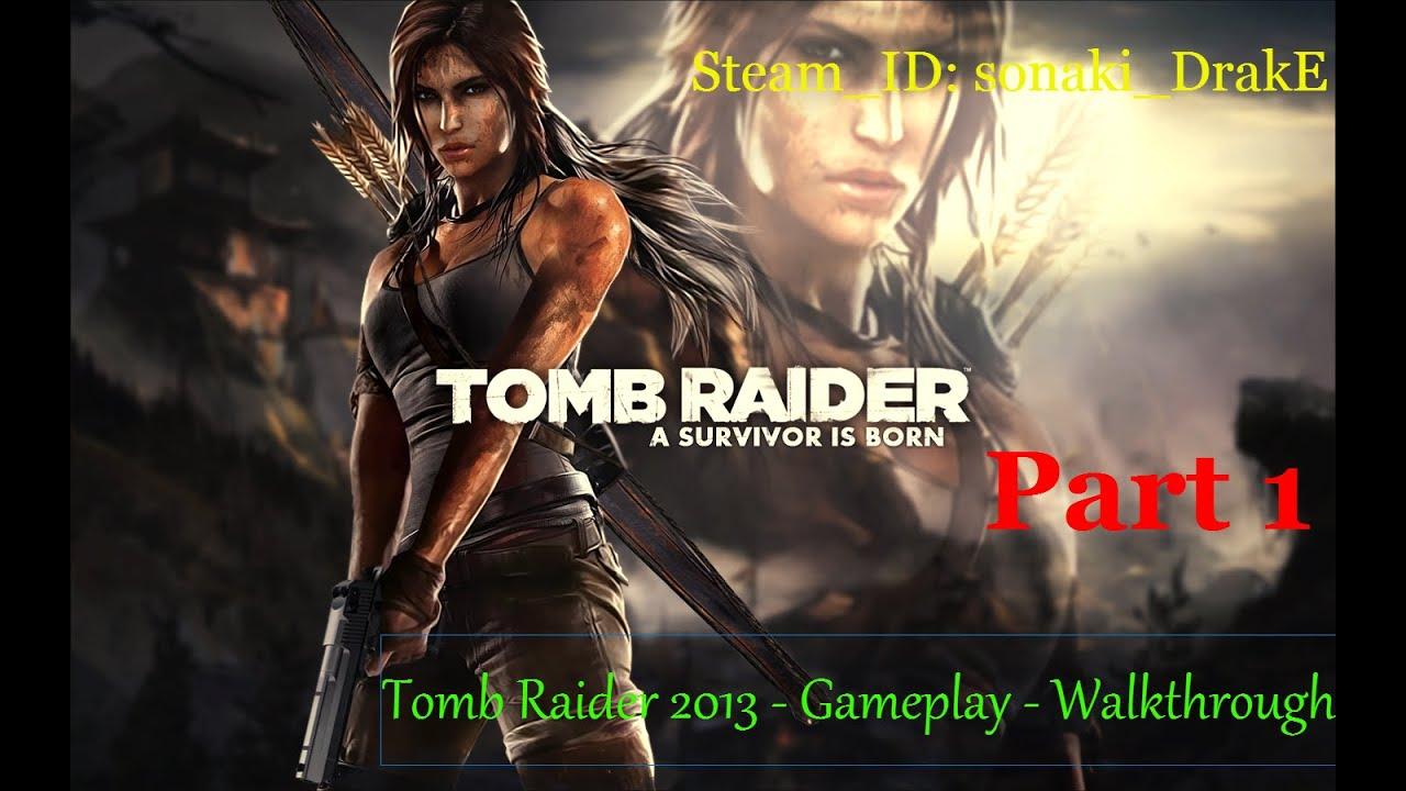 Steam Community Video Tomb Raider 2013 Gameplay