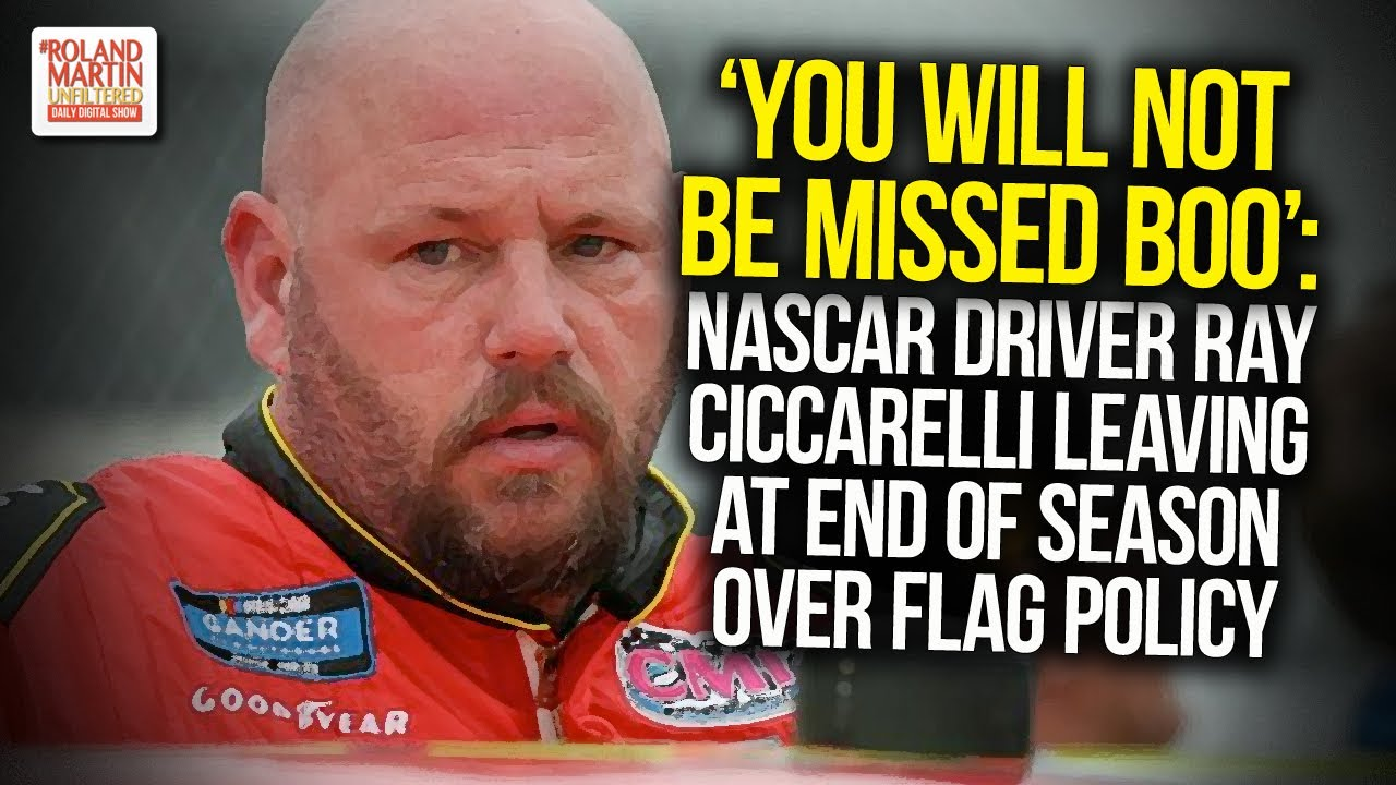 'You Will Not Be Missed Boo': NASCAR Driver Ray Ciccarelli Leaving At End Of Season Over F