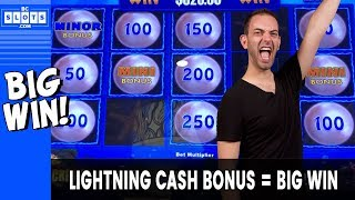 🌩️ BIG WIN For Me Today 💰 Nice Bonus @ Lightning Cash ✪ BCSlots