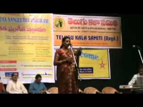 Lalita Sangeetam - Lalita Padajaalamu