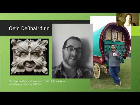Your Irish Connection 12 - Interview with Oein DeBhairduin