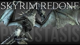 Skyrim Redone : Tons of Mods Lets Play! Episode 1