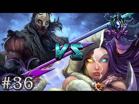Smite - Season 2 Master Rank Joust 36 - Chaac vs Hel