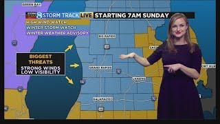 Storm Team 8 Forecast - 11 p.m. 022219