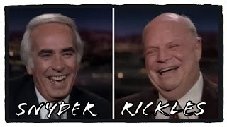 Don Rickles on Tom Snyder: The Late Late Show (1995)