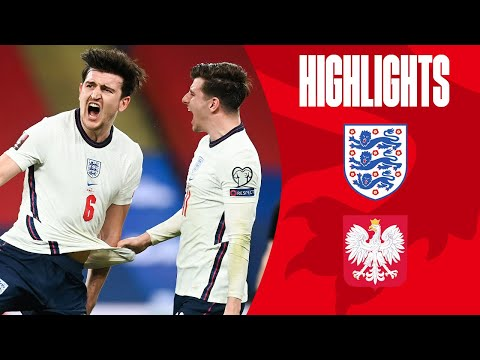England Poland Goals And Highlights