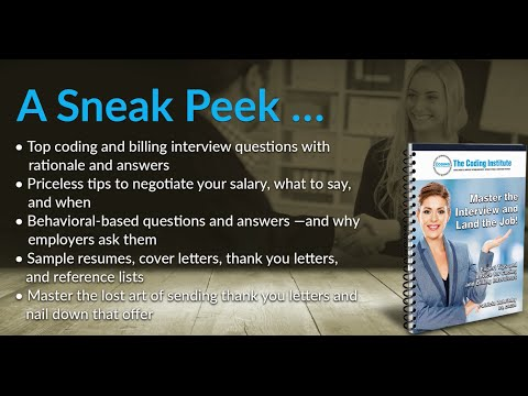 Interview Coding, Billing Questions & Answers