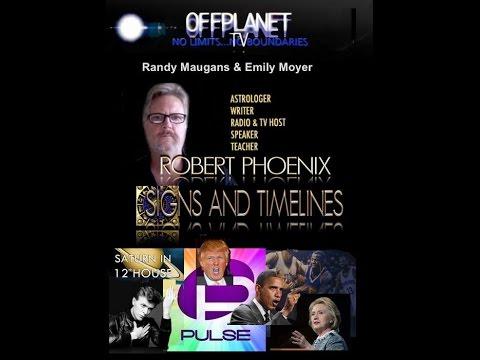 OffPlanet TV 06-29-16- Robert Phoenix: Signs & Time Lines