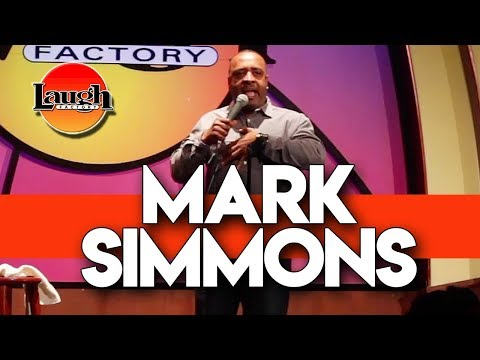 Mark Simmons | Activist | Stand-Up Comedy