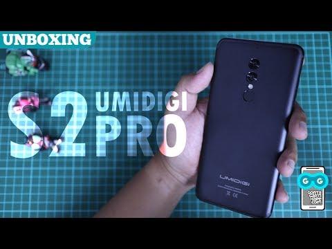 Unboxing Umidigi S2 Pro - RAM 6 GB, Storage 128 GB, Layar FHD+ 18:9 dan Baterai 5 mAh!