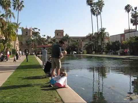 Cheap & Free San Diego: Balboa Park with Kids